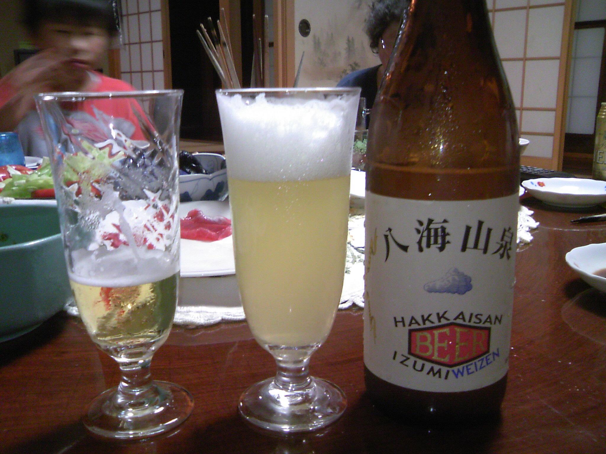 地ビール♪