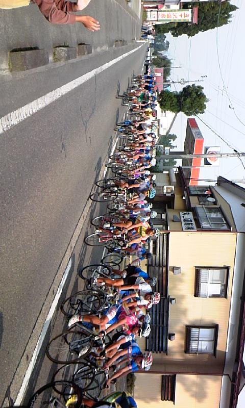 国体自転車競技